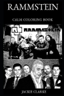 Rammstein Calm Coloring Book Cover Image