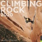 Climbing Rock 2020 Wall Calendar Cover Image