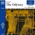 The Odyssey (Complete Classics) Cover Image