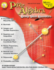 Pre-Algebra, Grades 6 - 12 (Daily Skill Builders) Cover Image