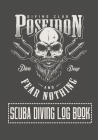 Scuba Diving Log Book: Dive Journal - Diver's Notebook - Poseiden Cover Image