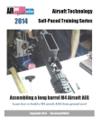 2014 Airsoft Technology Self-Paced Training Series: Assembling a long barrel M4 Airsoft AEG: Learn how to build a M4 airsoft AEG from ground zero! Cover Image