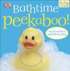 Bathtime Peekaboo!: Touch-and-Feel and Lift-the-Flap Cover Image