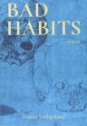 Bad Habits: Poems Cover Image