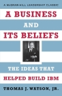 A Business and Its Beliefs Cover Image