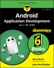 Android Application Development All-In-One for Dummies Cover Image