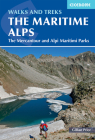 Walks and Treks in the Maritime Alps: The Mercantour and Alpi Marittime Parks Cover Image
