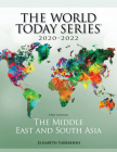 The Middle East and South Asia 2020-2022 Cover Image