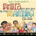 Mary Engelbreit Families Can Do Anything! 17-Month 2021-2022 Family Calendar Cover Image