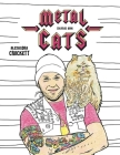 Metal Cats Coloring Book Cover Image