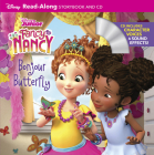 Fancy Nancy Read-Along Storybook and CD: Bonjour Butterfly Cover Image