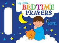 My First Bedtime Prayers for Boys (Let's Share a Story) Cover Image