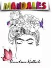 Mandales: Schmetterlinge Färbung Buch für Erwachsene: Färbung Bücher für Erwachsene Entspannung, Färbung Bücher für Erwachsene, Cover Image