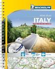 Michelin: Italy Road Atlas (Michelin Road Atlas Italy) Cover Image