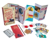Harry Potter: Travel Magic: Platform 9 3/4: Artifacts from the Wizarding World (Harry Potter Gifts)  (Ephemera Kit) Cover Image