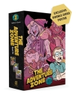 The Adventure Zone Boxed Set: Here There Be Gerblins, Murder on the Rockport Limited! and Petals to the Metal Cover Image