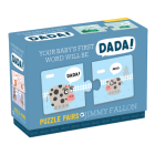 Jimmy Fallon Your Baby's First Word Will Be Dada Puzzle Pairs Cover Image