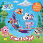 Disney Junior T.O.T.S.: Time to Fly! (Spin Arounds) Cover Image