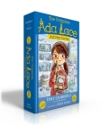 The Complete Ada Lace Adventures: Ada Lace, on the Case; Ada Lace Sees Red; Ada Lace, Take Me to Your Leader; Ada Lace and the Impossible Mission; Ada Lace and the Suspicious Artist (An Ada Lace Adventure) Cover Image