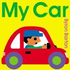 My Car Board Book Cover Image