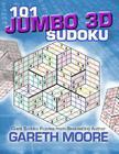 101 Jumbo 3D Sudoku Cover Image