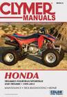 Honda Trx400ex Fourtrax/Sportrax & Trx400x 99-13 Cover Image