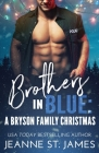 Brothers in Blue: A Bryson Family Christmas Cover Image