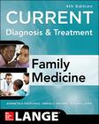 Current Diagnosis & Treatment in Family Medicine (Lange) Cover Image