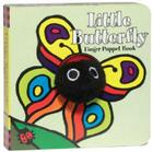 Little Butterfly: Finger Puppet Book: (Finger Puppet Book for Toddlers and Babies, Baby Books for First Year, Animal Finger Puppets) (Little Finger Puppet Board Books #FING) Cover Image