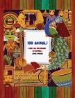 Libri da colorare di animali - Linee spesse - 100 Animali Cover Image