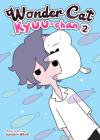 Wonder Cat Kyuu-chan Vol. 2 Cover Image