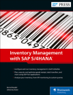 Inventory Management with SAP S/4hana Cover Image