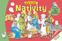 The How to Draw Nativity: Step-by-Step with Steve Smallman Cover Image