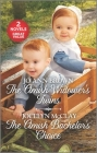 The Amish Widower's Twins and the Amish Bachelor's Choice: A 2-In-1 Collection Cover Image