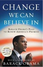 Change We Can Believe In: Barack Obama's Plan to Renew America's Promise Cover Image