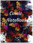 Comic Notebook: Draw Your Own Comics Express Your Kids Teens Talent And Creativity With This Lots of Pages Comic Sketch Notebook (Volume #44) Cover Image