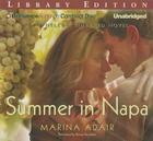 Summer in Napa (St. Helena Vineyard Novels) Cover Image
