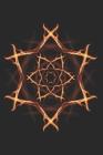 Pentagramma: Il Quaderno Gotico dove Appuntare le Tue Note, i Tuoi Pensieri, le Tue Sensazioni... Dare Libero Sfogo alla Tua Anima Cover Image
