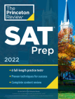 Princeton Review SAT Prep, 2022: 6 Practice Tests + Review & Techniques + Online Tools (College Test Preparation) Cover Image