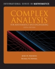 Complex Analysis for Mathematics and Engineering (International Series in Mathematics) Cover Image