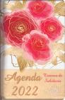 2022 Agenda - Tesoros de Sabiduría - Rosas Rojas: Con Un Pensamiento Motivador O Un Versículo de la Biblia Para Cada Día del Año Cover Image