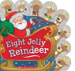 Eight Jolly Reindeer Cover Image