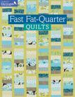 Fast Fat-Quarter Quilts (Make It Martingale) Cover Image