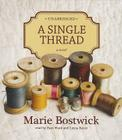 A Single Thread (Cobbled Court Quilts Novels) Cover Image