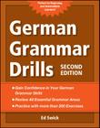 German Grammar Drills Cover Image