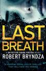 Last Breath: A gripping serial killer thriller that will have you hooked (Detective Erika Foster #4) Cover Image