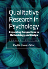 Qualitative Research in Psychology: Expanding Perspectives in Methodology and Design Cover Image