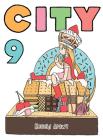 CITY, volume 9 Cover Image