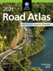 Rand McNally 2021 Midsize Road Atlas Cover Image