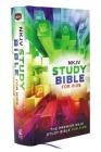 Study Bible for Kids-NKJV: The Premiere NKJV Study Bible for Kids Cover Image